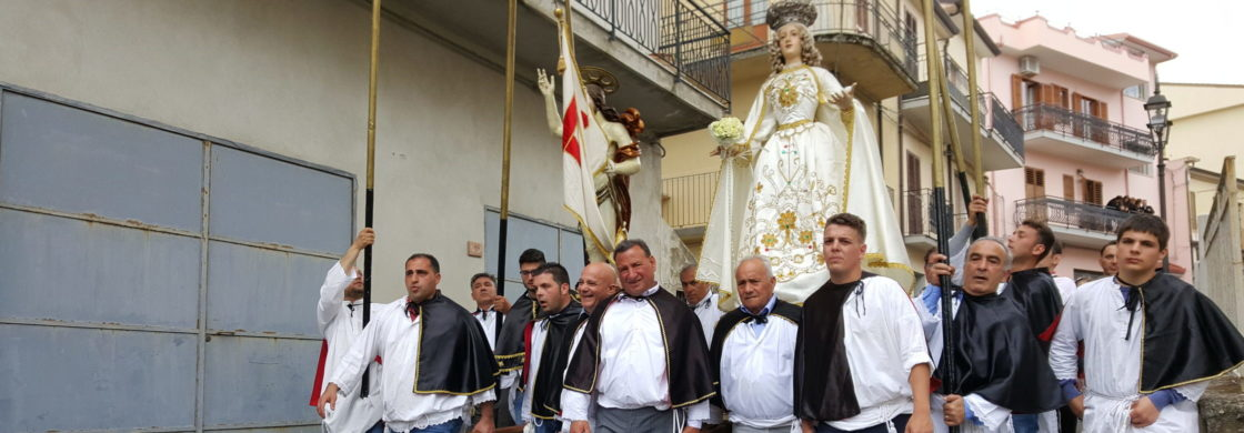 holy week calabria religion