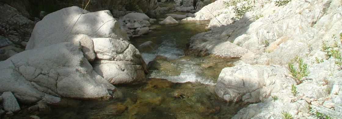 assi cascate trekking calabria ionica