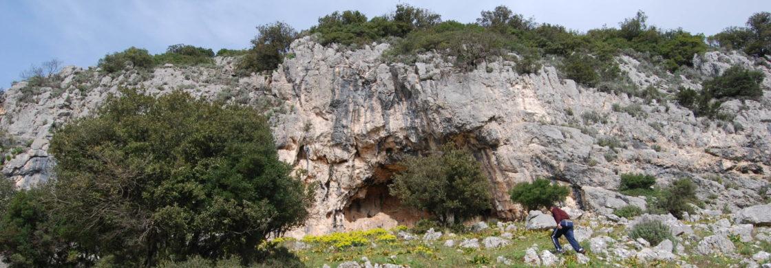 trekking gallipari fiumara calabria