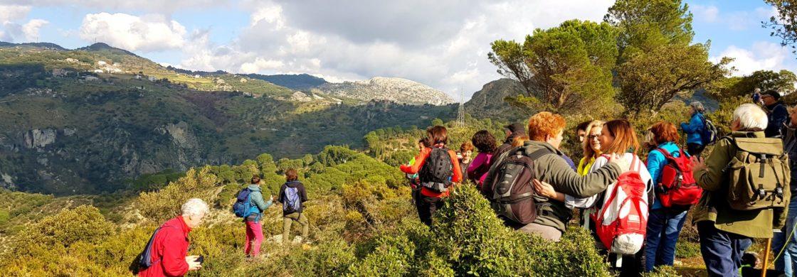 trekking davoli san sostene calabria