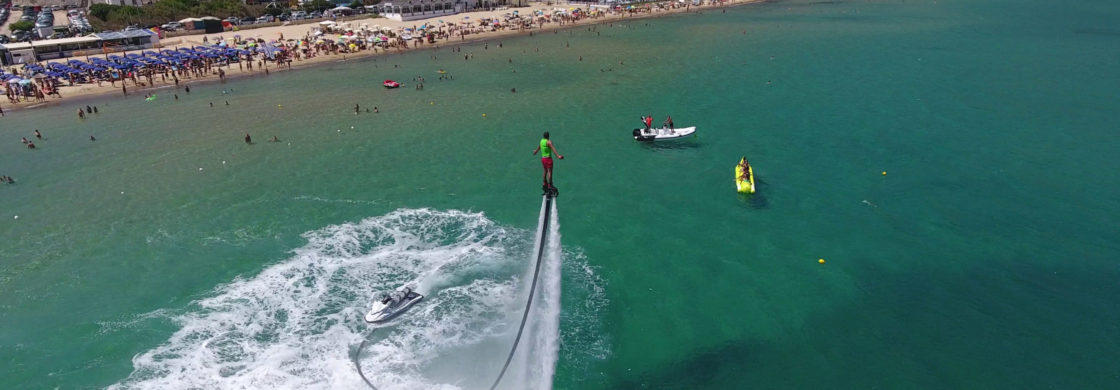 seafly calabria outdoor experience