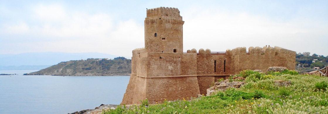 Le castella Calabria Capo Colonna